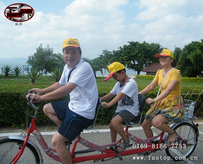 海边自行车也轻松