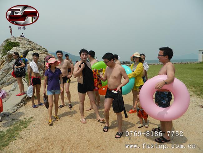 深圳西涌旅游