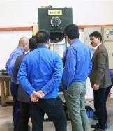 热烈欢迎「中山客户」莅临东莞市拓朴机电设备有限参观