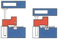 拓朴模内攻牙机安装的4种方式