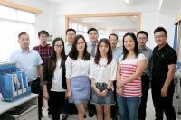 热烈庆祝东莞市拓朴机电设备有限公司分公司成立