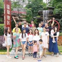 2017年拓朴部门惠州旅游