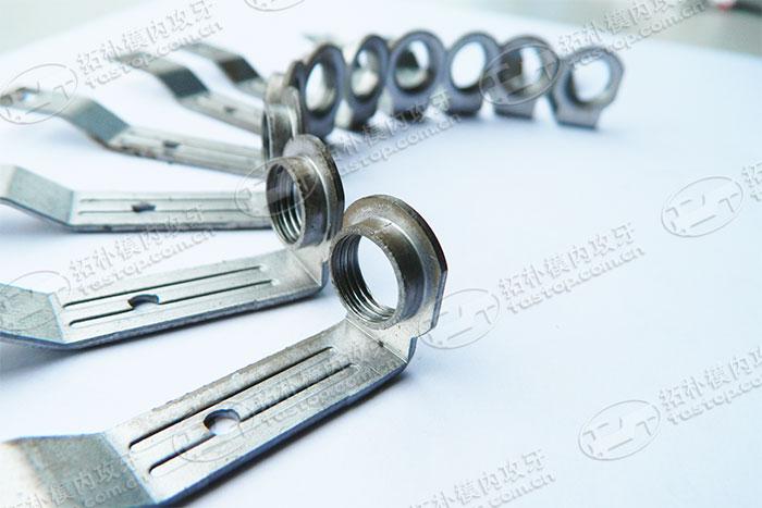 模内攻牙机适宜加工材料