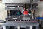 河北案例:某知名电子电器厂商选用单孔模内攻牙机