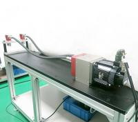 拓朴FT802R软轴模内攻牙机展示